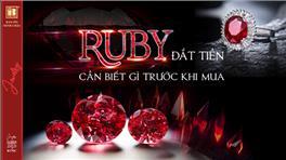 Ruby Đắt Tiền Cần Biết Gì Trước Khi Mua ?