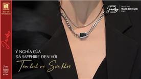 Ý Nghĩa Của Đá Sapphire Đen Với Tâm Linh Và Sức Khỏe