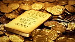[Báo phapluatxahoi.vn] Vàng thế giới tăng, vàng SJC trong nước đứng giá